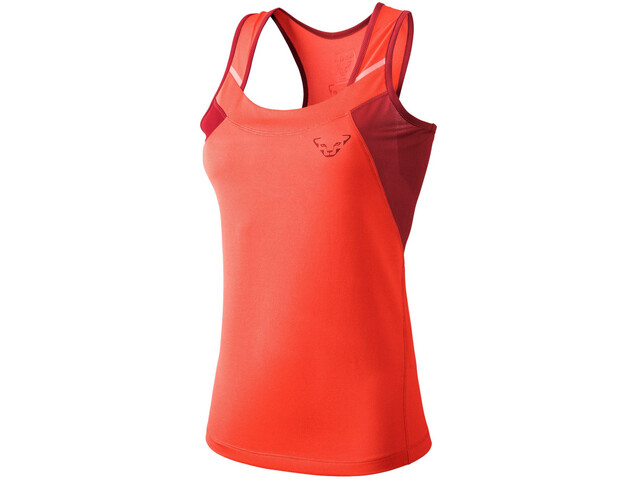 Dynafit W's Vertical 2 Tank fluo coral
